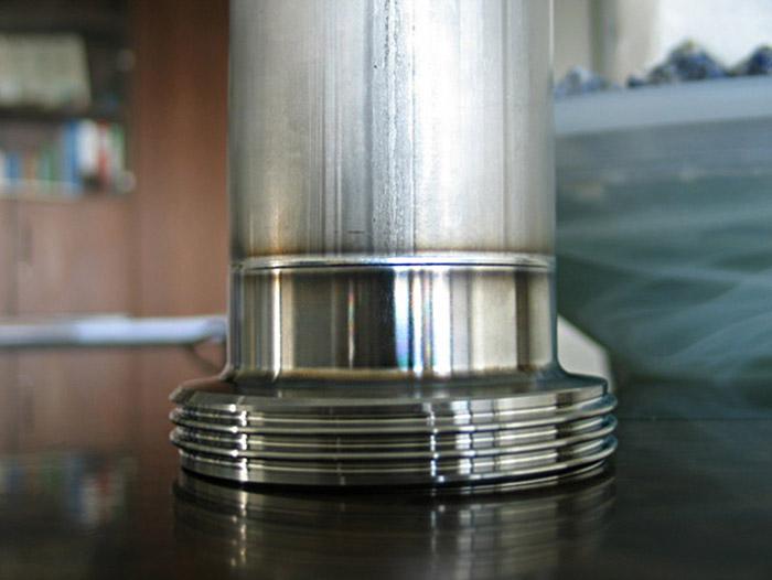 Schweißen und Härten mit Elektronenstrahltechnologie